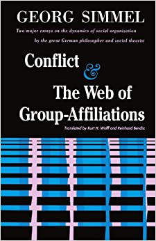 Book Conflict / The Web Of Group Affiliations