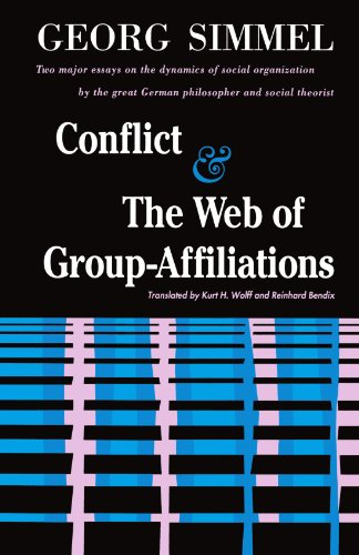 Conflict / The Web Of Group Affiliations