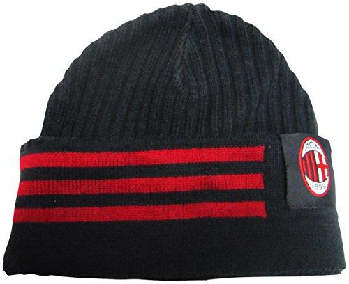 A.C. Milan Official Soccer Knit Beanie Hat / Cap