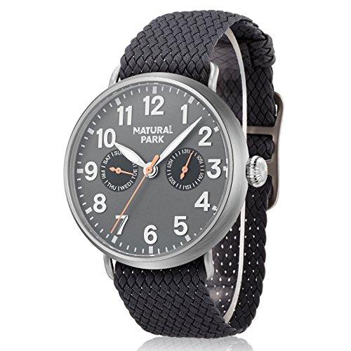 Causal Wrist Watch Nylon Strap