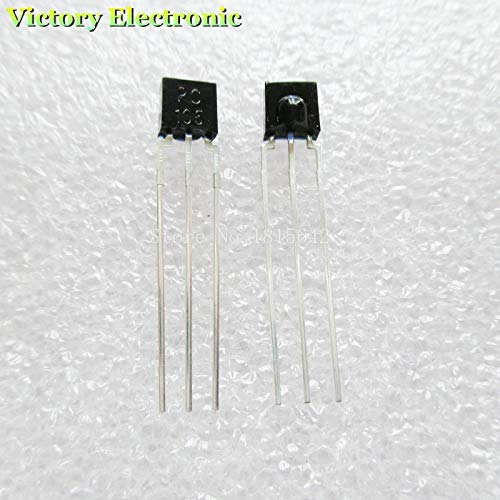 WuLian 10PCS/Lot Infrared Receiver Head Infrared Receiving Tube Integrated PC105C PC105 Wholesale