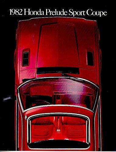 (1982 Honda Prelude Sport Coupe)