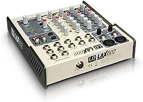 LD Systems LAX 602 - Mesa de mezclas de audio: Amazon.es ...