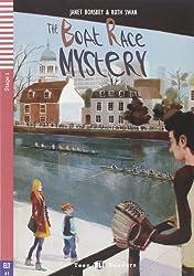 Teen Eli Readers - English: The Boat Race Mystery + CD