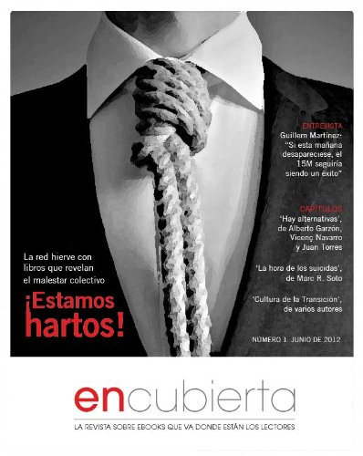 Revista EnCubierta - ¡Estamos hartos! (Spanish Edition)