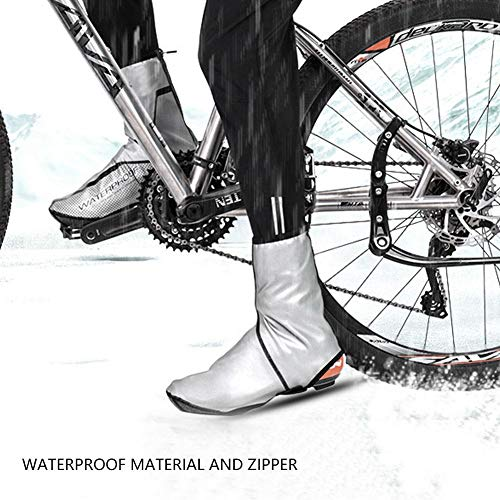D'hiver Vgeby Protge Au Couvre Vent Impermable Cyclisme Vlo De chaussures Bicyclette PwWqqtHv