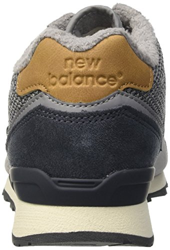 New Balance WH996LCB, Zapatillas Mujer Gris (Grey)