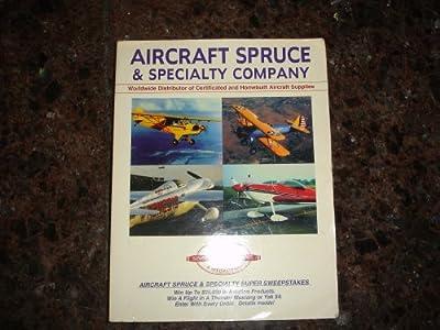 Aircraft Spruce & Speciality Company 1997 Manual