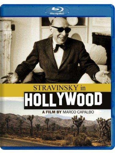 Stravinsky in Hollywood (Blu-ray)