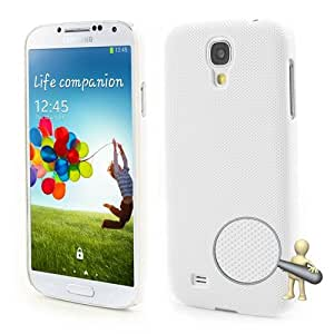 Jujeo Dream Mesh Plastic Cover for Samsung Galaxy S4 I9500 - White