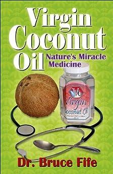 Virgin Coconut Oil Natures Medicine ebook product image