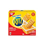 Christie Ritz Handi-Snacks Cheese & Crackers, 174 Grams