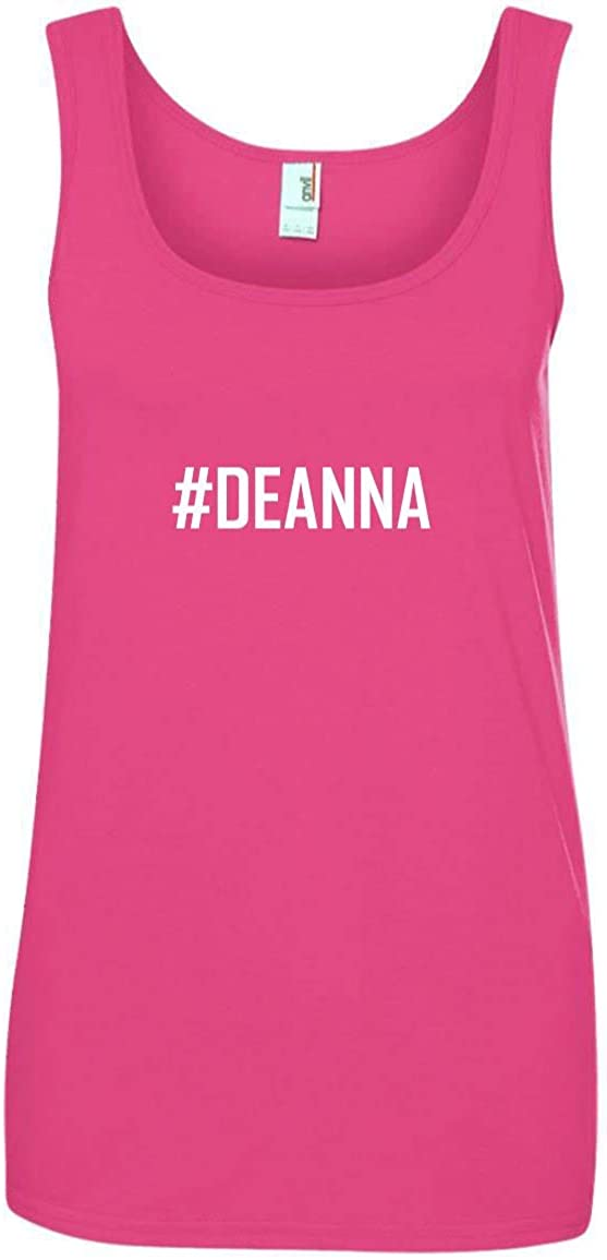 A Soft /& Comfortable Womens Ringspun Cotton Tank Top CHICKYSHIRT #Deanna