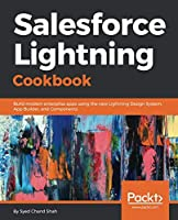 Salesforce Lightning Cookbook Front Cover
