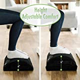 Cozy Ergo Small Ottoman Foot Rest. Adjustable