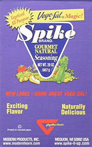 Spike Brand Gourmet Natural Seasoning, Vege-Sal Magic! 20 oz (567 g)
