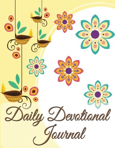 Daily Devotional Journal: 365-Day The Best Devotional Journal to Record is perfect for Prayer, Inspirations, Gratitude and Other