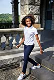 French Toast Little Girls' Short Sleeve Interlock