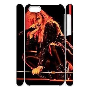 linJUN FENGC-EUR Diy 3D Case Demi Lovato for ipod touch 5