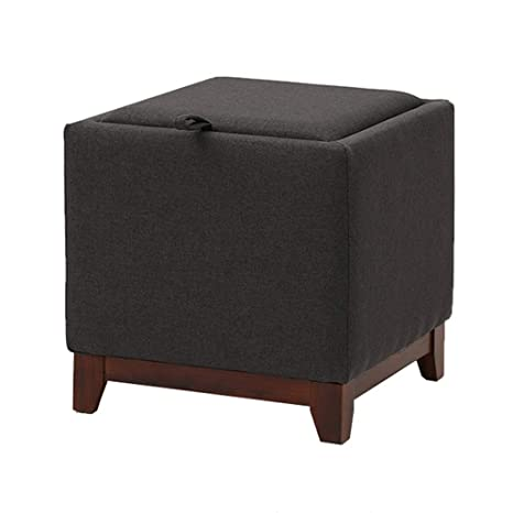 Swell Amazon Com 4 Storage Stools Large Capacity Ottoman Storage Inzonedesignstudio Interior Chair Design Inzonedesignstudiocom