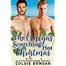 The Omega's Scorching Hot Christmas: An Alpha/Omega Mpreg Romance