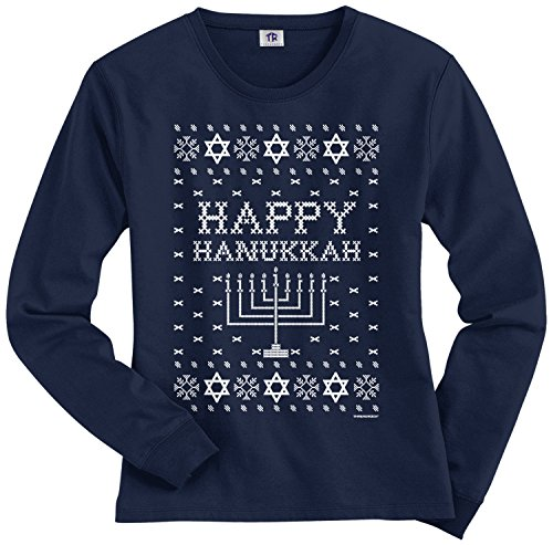 Women's Happy Hanukkah T-shirt