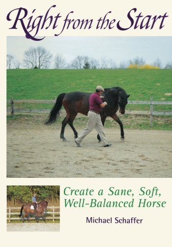 Right from the Start: Create a Sane, Soft, Well-Balanced Horse (Right Horse)