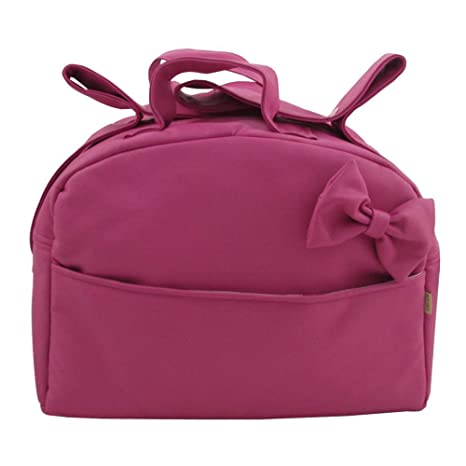 Suley Bolso Polipiel Para Carro Bebe - Color Rosa Fucsia – 4 ...
