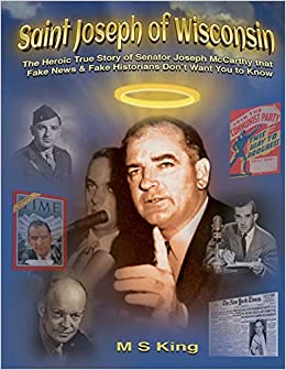 Image result for joe mccarthy quote this must be great conspiracy so immense