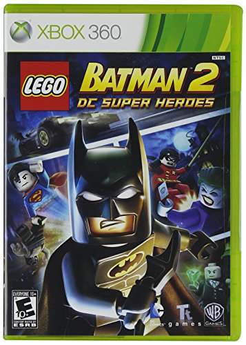 Amazon.com: LEGO Batman 2: DC Super Heroes - Xbox 360: Whv Games ...