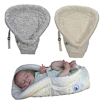 Amazon.com : Newborn carrier insert cotton wrap blanket for carrier baby kangroo carriage cushion carrier mat to protect baby 0-3 month : Baby