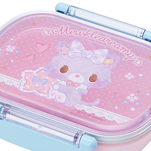 Sanrio mu Kurdish Lee Me lunch box DXS From Japan New