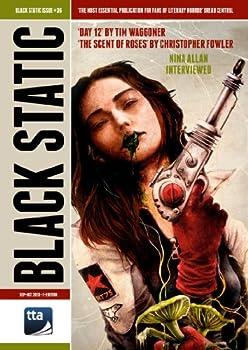 Black Static Issue 36 horrible monday magazine monday