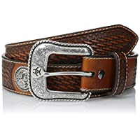 Ariat Men's Basket Stamp Circle Concho...