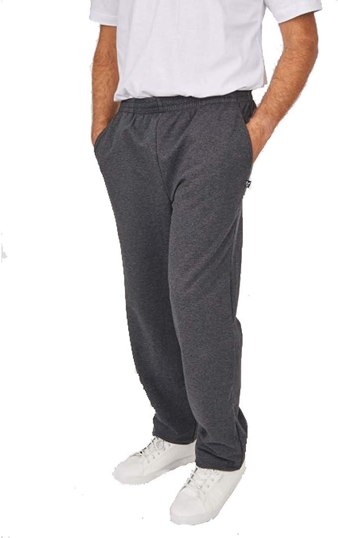 Imagen deHajo 20025/3 - Pantalones de Deporte con Cremallera para Hombre