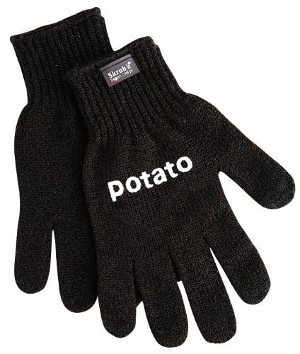 Fabrikators Skrub'a Glove, Potato, 1-Pair by Fabrikators Fabrikators Skrub'a Glove
