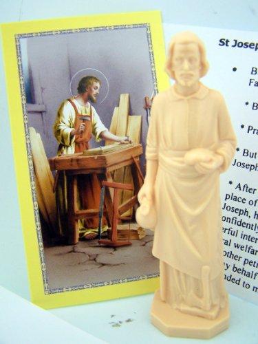 st joseph statue home seller selling kit saint house figurine import it all. Black Bedroom Furniture Sets. Home Design Ideas