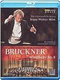 Franz Welser-Most Conducts Bruckner: Symphony No. 8 [Blu-ray]