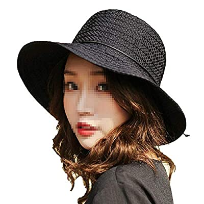 ExpertS Hats Spring Hat Big Beach Cap Collapsible Outdoor Hat