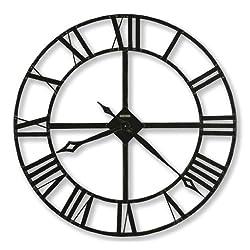 Howard Miller 625-372 Lacy Gallery Wall Clock
