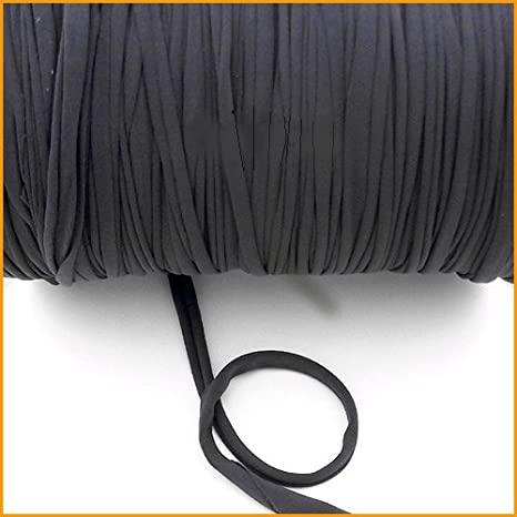 Lycra cinta en un gris plomo color bobina longitud 20 m: Amazon.es ...