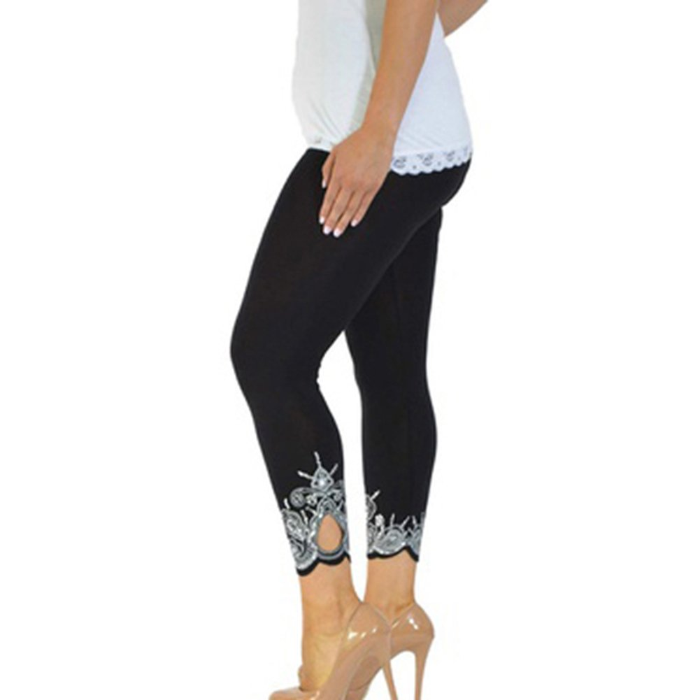 Juleya Legging Femme Taille Haute Yoga Pantalon Collants Push Up Pantalons de surv/êtement Doux Confortable Pantalons Jogging /élastique Leggins pour Fitness Gymnastique Dentra/înement