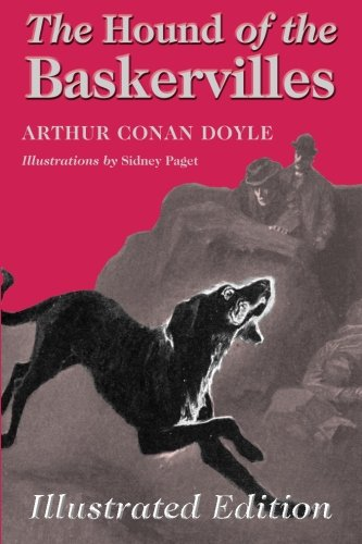 The Hound of the Baskervilles: Illustrated Edition (Solis Classics)
