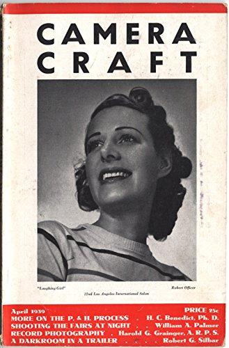 - Camera Craft Magazine April 1939
