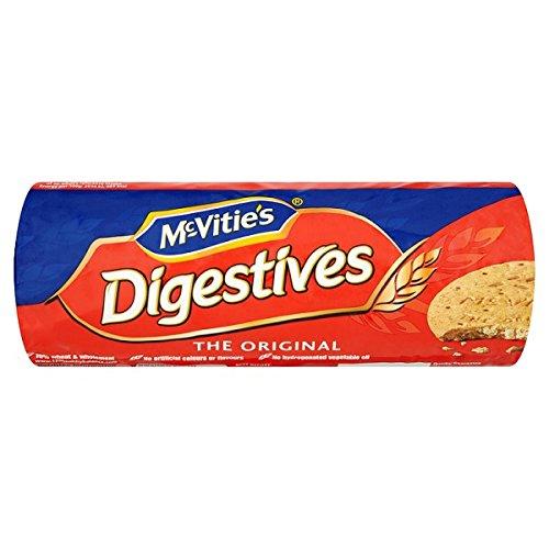 Digestives La 400g originale McVitie Pack de 12 x 400g