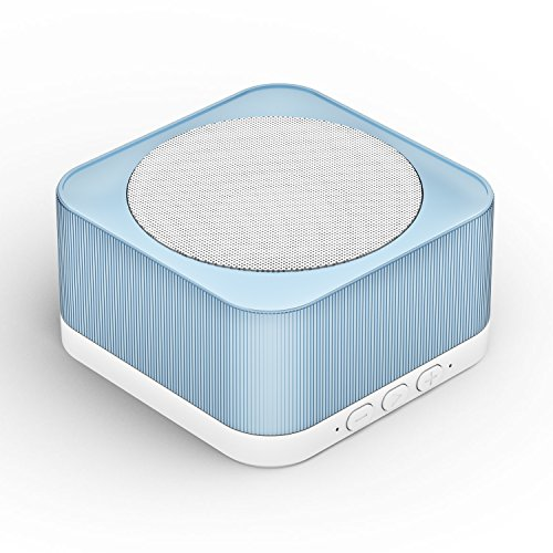 KINGWorld Ultra Portable Bluetooth Speaker V4.0 Loudest Wireless Speakers with HD Audio Sound,Built in Mic and Deep Bass,Compatible with Iphone 6s/6/SE 7 8 plus iphone X and Other Cell Phone (Blue)