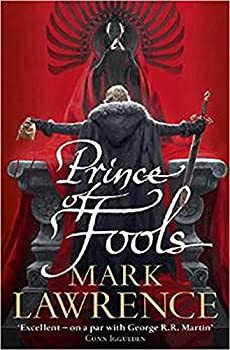 Prince of Fools (Red Queen's War) by Mark Lawrence (Author)