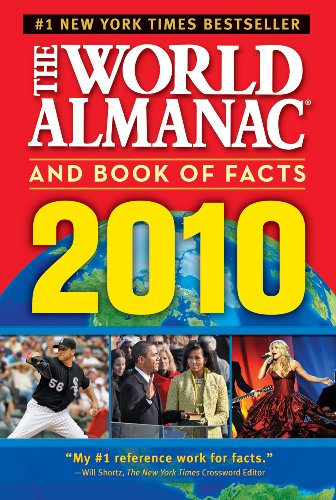 The World Almanac and Book of Facts 2010 10-Pack Classroom Set: 10-Pack Classroom Set World Almanac