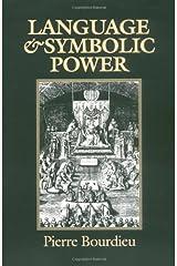 Language and Symbolic Power Paperback