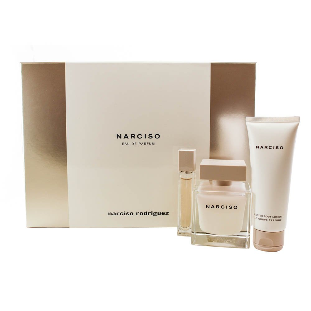 Narciso Rodriguez 3 Piece Gift Set For Women